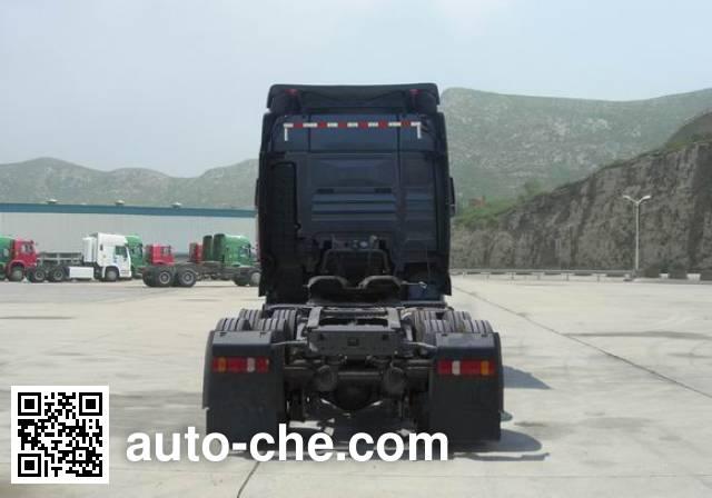 Sinotruk Sitrak ZZ4256N323HD1Z container carrier vehicle
