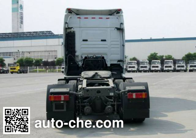 Sinotruk Sitrak ZZ4256V324HE1Z container carrier vehicle