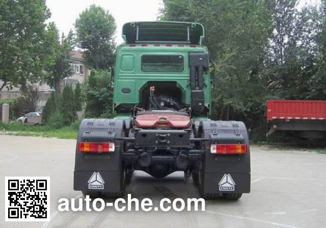 Sinotruk Howo ZZ4257M3237D1Z container carrier vehicle
