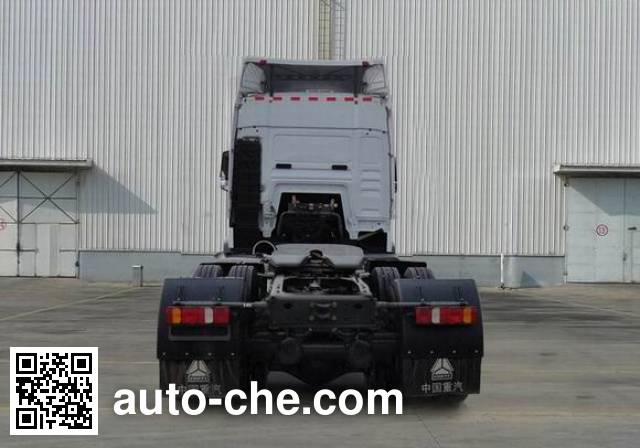 Sinotruk Howo ZZ4257M323GD1Z container carrier vehicle