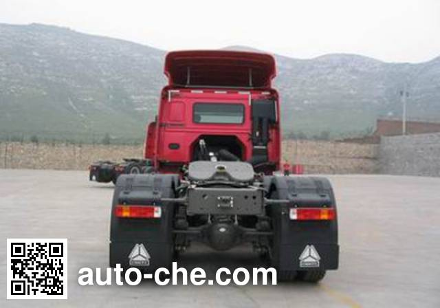 Sinotruk Howo ZZ4257S3247CZ container carrier vehicle
