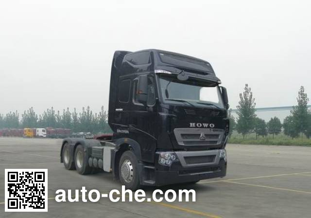 Sinotruk Howo ZZ4257N324HC1Z container carrier vehicle