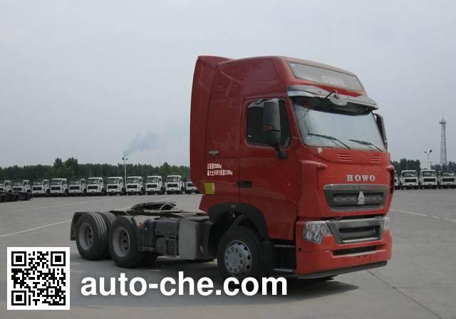 Sinotruk Howo ZZ4257W323HE1 tractor unit