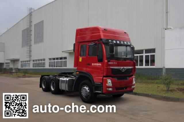 豪曼牌ZZ4258M40DB0牵引汽车