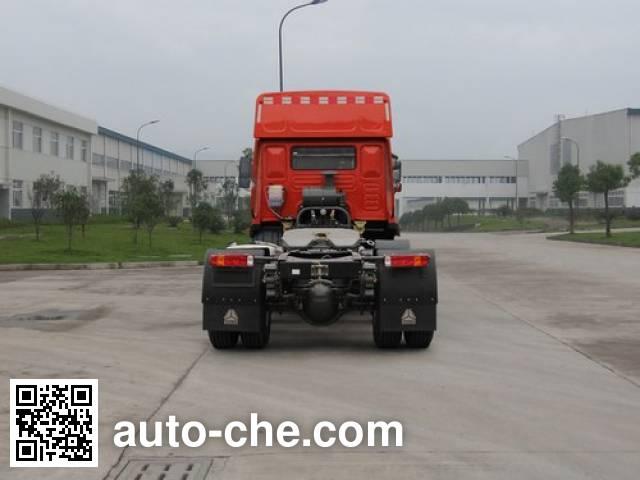 豪曼牌ZZ4258MC0EB0牵引汽车