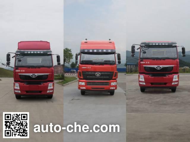 Homan ZZ4258MC0EL0 natural gas tractor unit