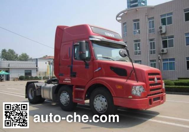 Sinotruk Wero ZZ4259M28CCC1Z container carrier vehicle