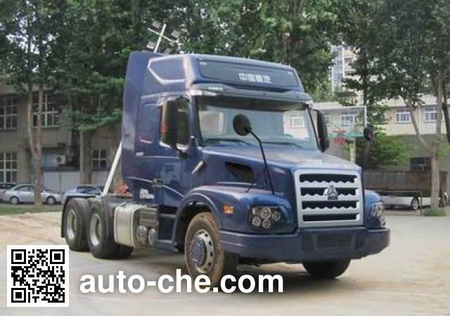 Sinotruk Wero ZZ4259M394CC1H tractor unit