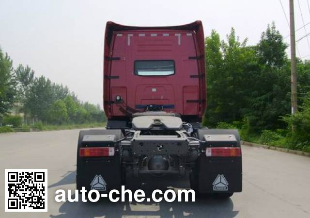 Sinotruk Wero ZZ4259N28CCC1B tractor unit
