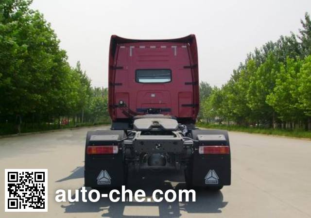 Sinotruk Wero ZZ4259N28CCC1Z container carrier vehicle