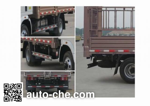 Sinotruk Howo ZZ5047CCYC2813E145 stake truck