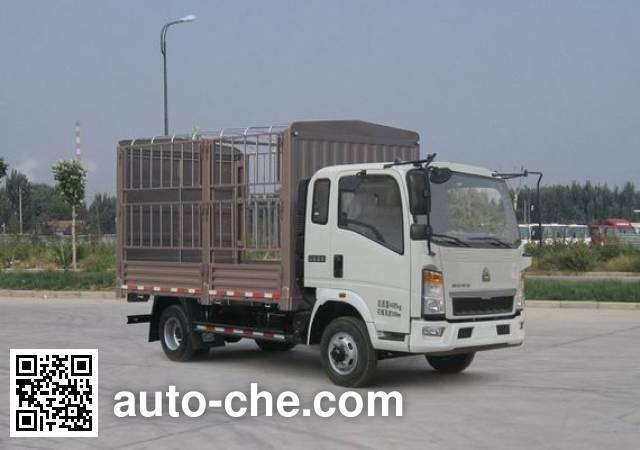 Sinotruk Howo ZZ5047CCYC3314E145 stake truck