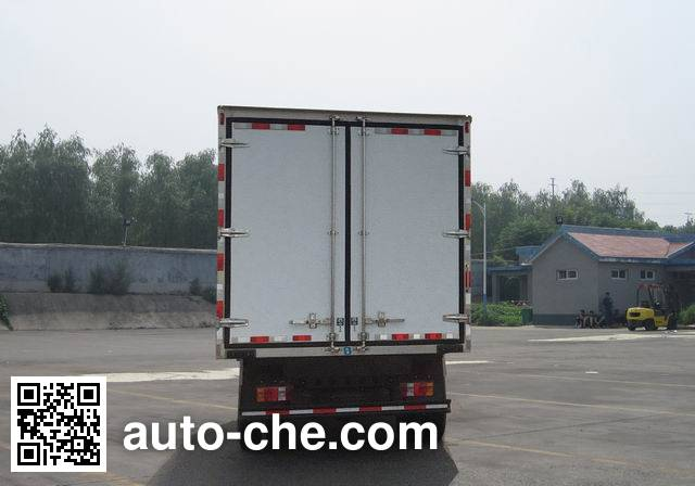 豪沃牌ZZ5047XLCF341CE145冷藏车