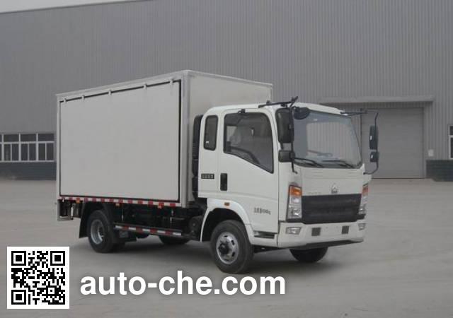 Sinotruk Howo ZZ5047XSHF341CE145 mobile shop
