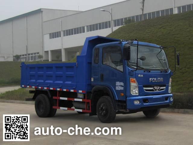 Homan ZZ5048ZLJF18DB0 dump garbage truck