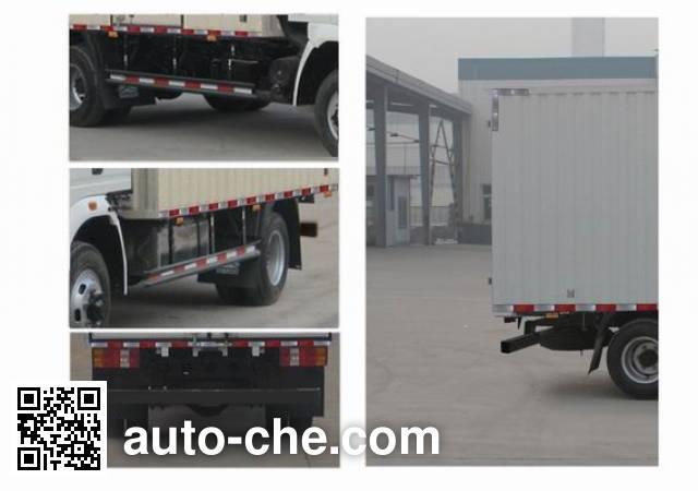 Sinotruk Howo ZZ5067XXYG451CE156 box van truck
