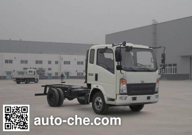 Sinotruk Howo ZZ5067XXYG451CE160 van truck chassis