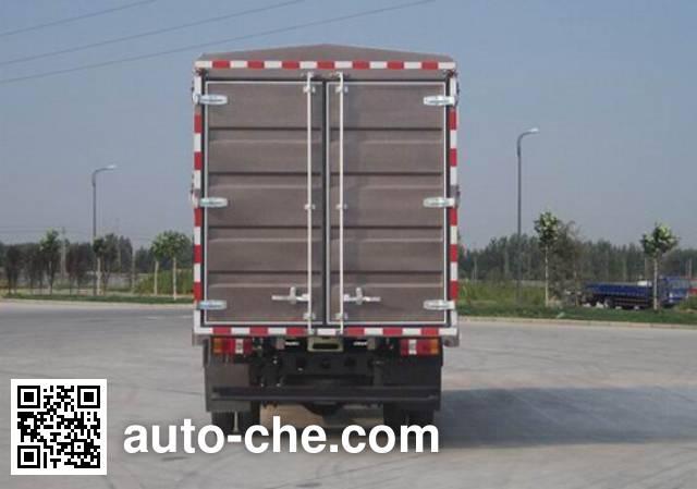 Sinotruk Howo ZZ5077CCYD3414D174 stake truck