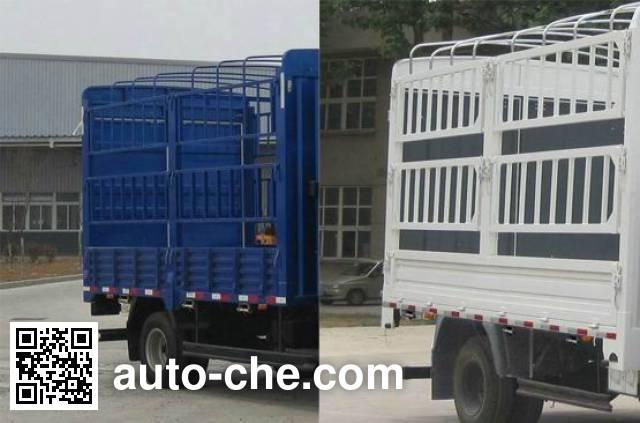 Sinotruk Howo ZZ5067CCYF341CD165 stake truck