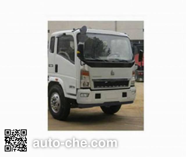 Sinotruk Howo ZZ5107CCYD3815D1 stake truck