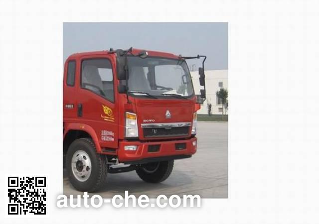 Sinotruk Howo ZZ5107CCYG4215D1 stake truck