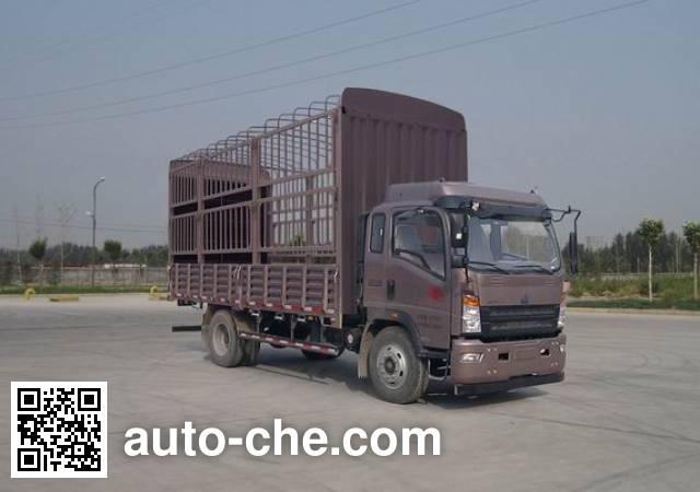 Sinotruk Howo ZZ5107CCYG451CE1 stake truck