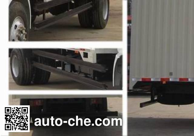 Sinotruk Howo ZZ5107XXYG4215D1 box van truck