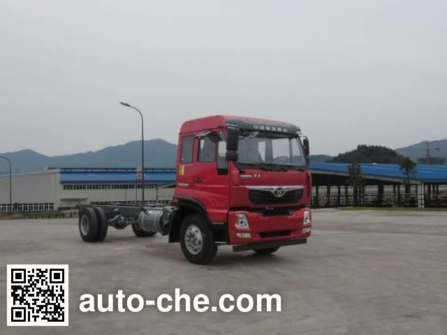 Homan ZZ5118XXYF10EB0 van truck chassis