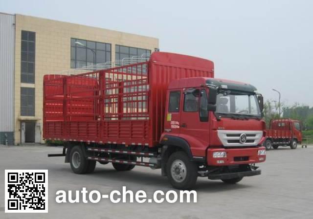 Sida Steyr ZZ5121CCYG471GD1 грузовик с решетчатым тент-каркасом