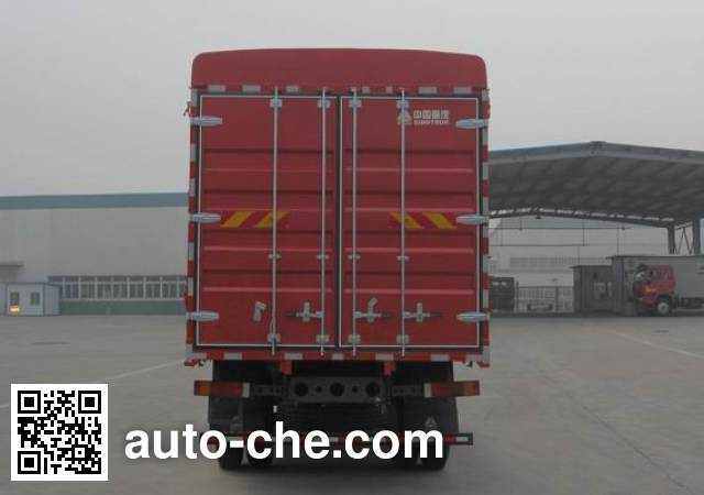 Sida Steyr ZZ5121CCYG521GE1 stake truck