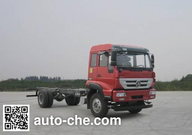 Sida Steyr ZZ5121XXYH561GE1 van truck chassis