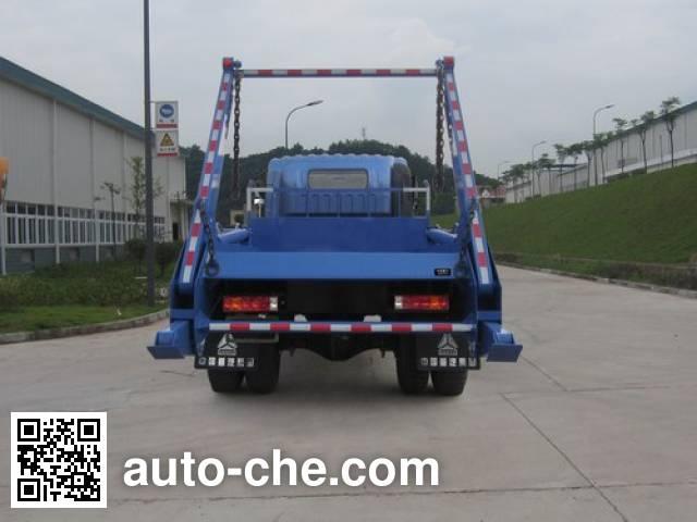 Homan ZZ5128ZBSG17DB0 skip loader truck