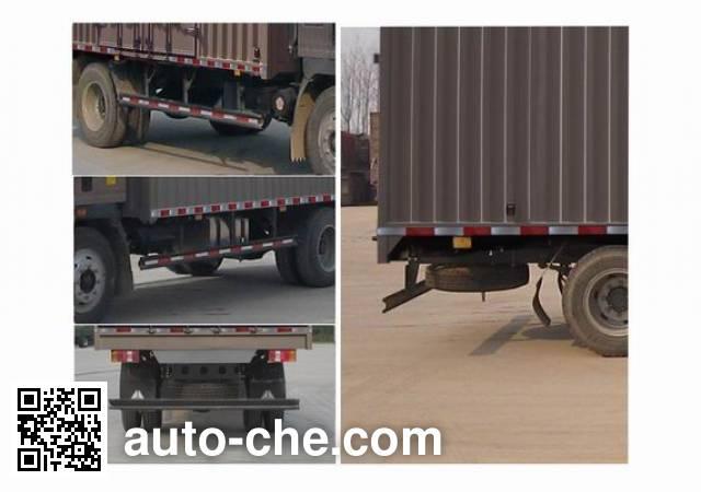 Sinotruk Howo ZZ5147XXYG421CE1 box van truck