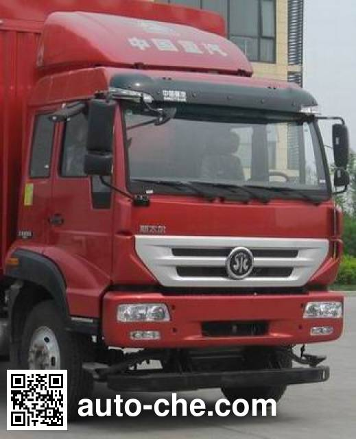 Sida Steyr ZZ5161CCYH521GE1H грузовик с решетчатым тент-каркасом