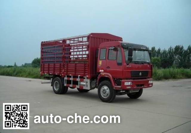 Huanghe ZZ5164CLXG6015C1 грузовик с решетчатым тент-каркасом