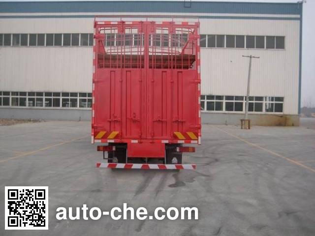豪瀚牌ZZ5165CCQG5113E1B畜禽运输车