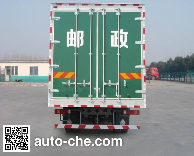 Sinotruk Hohan ZZ5165XYZG5113E1H postal vehicle
