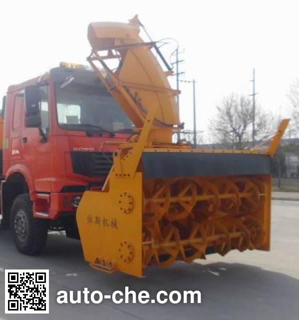 Sinotruk Howo ZZ5167TCXM5227D1 snow remover truck