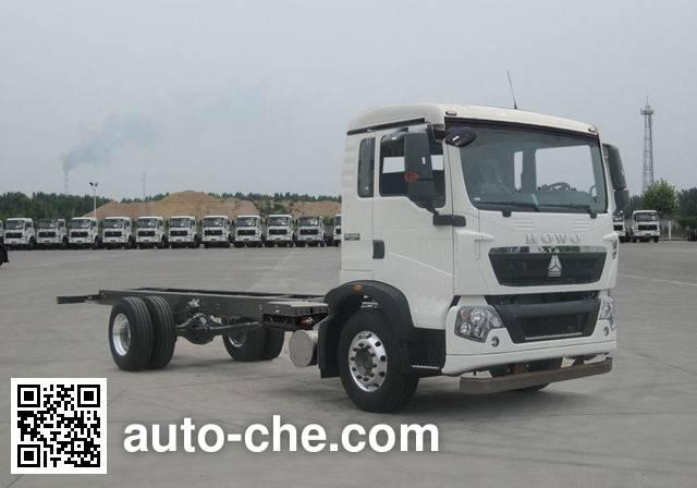 Sinotruk Howo ZZ5167XXYK561GE1B van truck chassis