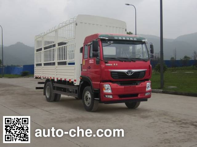 豪曼牌ZZ5168CCYF10EB1仓栅式运输车