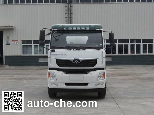 Homan ZZ5168TCAG10DB0 food waste truck