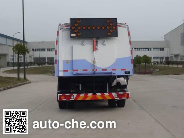 Homan ZZ5168TXSG10EB0 street sweeper truck
