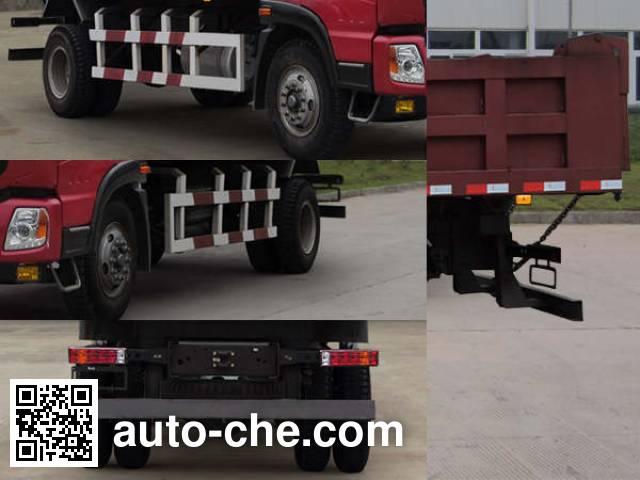 Homan ZZ5168ZLJG10DB1 dump garbage truck