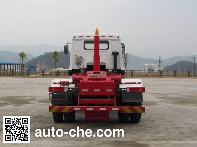 Homan ZZ5168ZXXG10DB0 detachable body garbage truck