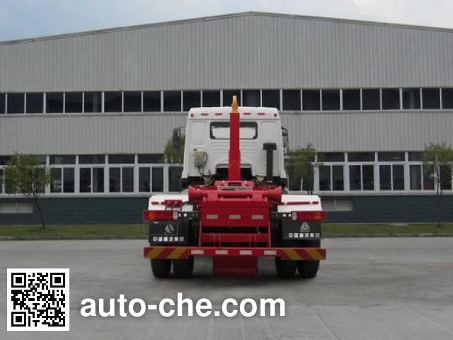 Homan ZZ5168ZXXG10EB0 detachable body garbage truck