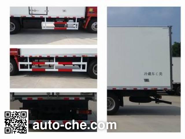 豪瀚牌ZZ5185XLCK5113E1冷藏车