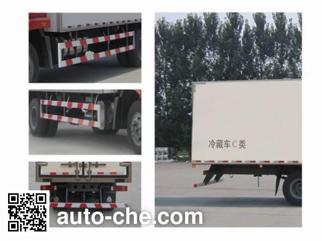 豪瀚牌ZZ5185XLCK5613E1冷藏车