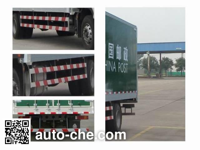 Sinotruk Hohan ZZ5185XYZH7113E1 postal vehicle