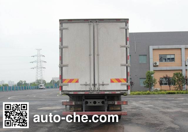 Sinotruk Howo ZZ5187XLCK501GE1 refrigerated truck