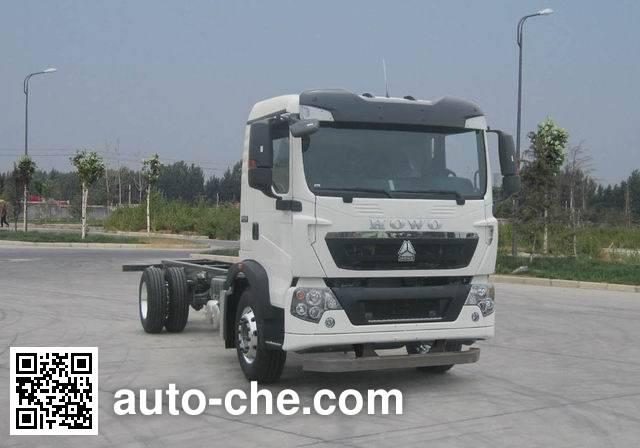 Sinotruk Howo ZZ5187XXYK561GE1 van truck chassis